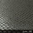 画像2: 革のような紙のブックカバー【ヘビ】黒(文庫判サイズ) (2)